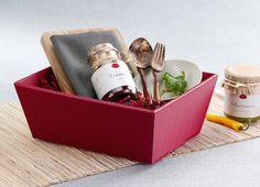 Tacki na zestawy prezentowe na www.pakoteka.pl Container, Packaging, News, Cardboard Paper, Basket, Gifts, Wave, Wrapping