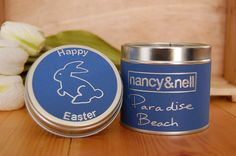 Easter Gift Blended Soy Wax Scented Candle by nancyandnellcandles