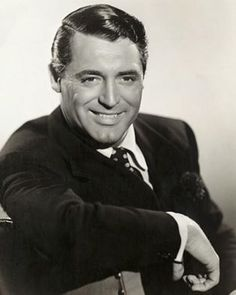 "Cary Grant <3 class, handsome great actor. ""Love his smile"""