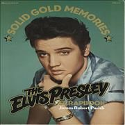 Ohhh I wish I had one.. :( ... ELVIS PRESLEY Solid Gold Memories - The Elvis Presley Scrapbook (Long out of print 1977 US 186-page fifth printing of the 1975 book by James Robert Parish ...
