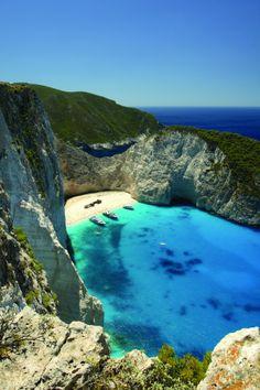 Zakynthos Island - Shipwreck