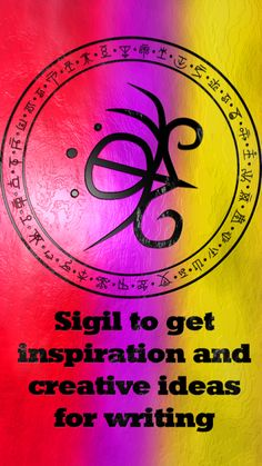 Sigil to get inspiration and creative ideas for writing