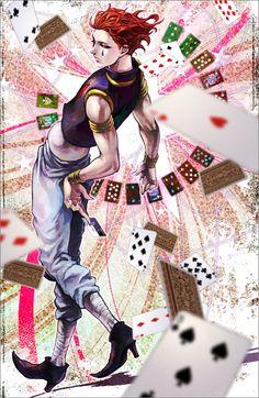 Hisoka #cards