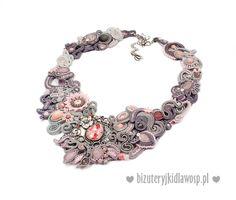 Przepiękny naszyjnik Miss Grey od Biżuteryjek!   www.bizuteryjkidlawosp.pl