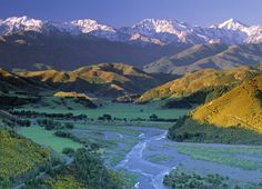 Новая Зеландия.. какое восхитительное место..