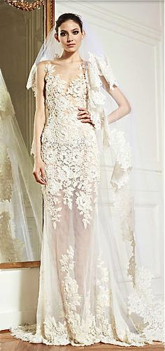 Zuhair Murad would be especially beautiful if it were lined...