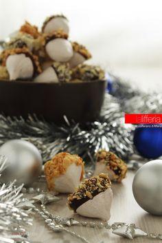 Dolcetti natalizi - Ghiande dolci