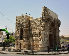 Bab Tuma gate