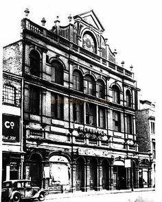 Queens Theatre Opera House Birmingham