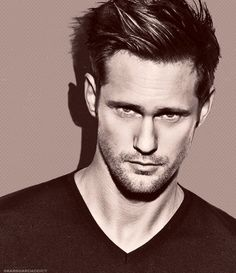 Ugh!!! all the men on True Blood are scrumptious!   Alexander Skarsgård | True Blood