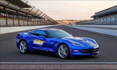 Corvette Stingray to pace Indy 500(© General Motors)