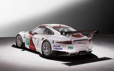 Porsche 911 RSR 1920 x 1200 wallpaper