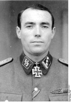 ✠ Albert Klett (24 February 1916 — 14 March 1945) killed in action near Tata, Hungary.