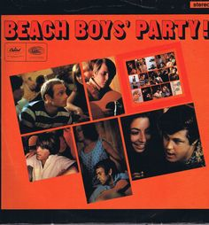 Buy The Beach Boys - The Beach Boys' Party! - ST 2398 - LP Vinyl Record from Wax - Free UK delivery. Rare, collectible & classic vinyl records.