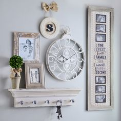 Walls are one of our favorite places in the home to decorate! You can fill them with picture frames, clocks, monograms, quotes, shelves and so much more! Explore all Kirkland's has to offer for your walls!