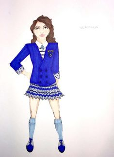 Heathers Costume, Heather Duke, Heather Chandler, The Conjuring, Costume Design, Veronica, Short Skirts, That Look, Musicals