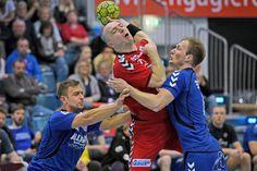 Handball-Oberliga: 29:27 – TSG rettet 27:20-Führung gegen TuS 97 mühsam ins Ziel +++  Derby fehlt das Feuer