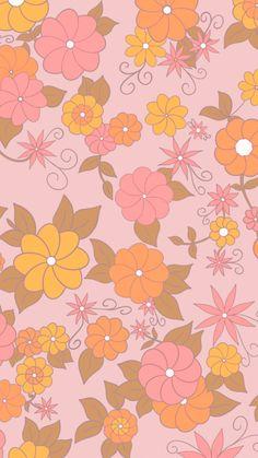 Free Floral Phone Wallpaper