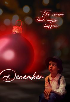 #December is here. The first month of the #winter brings us #joy and impatience. Everyone ic counting down till #christmas. The season of the year that #magic happens. #Kids are the biggest fans of it. With #imagination and #creativity everything can happen. Even a christmas ball can #shine! Let your mind free and see what will happen! Happy month!  #photoshop #photomanipulation Impatience, Bring It On, Let It Be, Seasons Of The Year, Christmas Balls, Photo Manipulation, Counting, Imagination, December