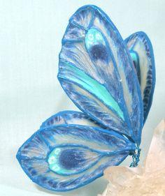 how to make miniature fairy wings