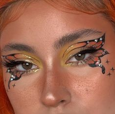 discovered by dany on We Heart It Cool Makeup Looks, Crazy Makeup, Cute Makeup, Pretty Makeup, Glam Makeup, Grunge Makeup, Beauty Makeup, Makeup Goals, Makeup Inspo
