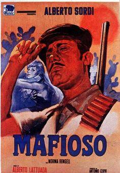 Mafioso 1962 di Alberto Lattuada con Alberto Sordi, Alberto Sordi, Norma Bengell, Gabriella Conti e Ugo Attanasio.