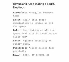 OMG IT LIKED ME!!!! -Rowan