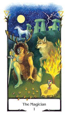 Tarot of the Old Path / Таро старого пути — Tarot Gallery The Magicians, Tarot Interpretation, Tarot Significado, The Magician Tarot, Le Tarot, Witchcraft Books, The Hierophant, Tarot Major Arcana, Tarot Card Meanings