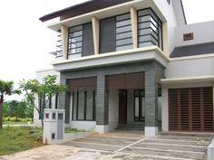 desain rumah minimalis 2 lantai ukuran 6x15