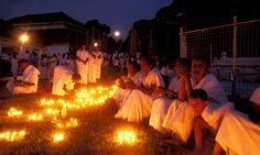 A Poya festivity, Maha Bodi Temple, Anuradhapura, North Central Province, Sri Lanka. Maybe One Day, Sri Lanka, Places To See, The Good Place, Highlights, National Parks, Holiday, Temple, Asia
