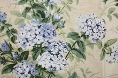 Colefax-Fowler-Plumbago-Bouquet-blue-chintz-quality-designer-fabric-0-7-mtrs