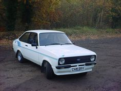 Ford Escort MK2 Escort Mk1, Ford Escort, Retro Cars, Vintage Cars, Ford Rs, Ice Cream Van, Blue Bodies, Old Fords, Ford Motor Company