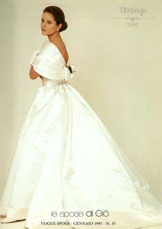 Abiti Da Sposa 1984.49 Fantastiche Immagini Su Le Spose Di Gio Vintage Spose Abiti