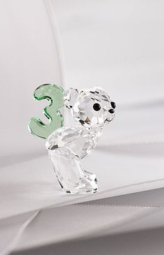 Swarovski Kris Bear Number Three