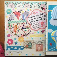 Bullet Journal Layout, Bullet Journal Inspiration, Journal Ideas, Hobonichi Techo, Notebook Ideas, Thing 1, Craft Art, Studyblr, Smash Book