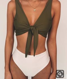 Vacation Swimsuits and Beachwear for women. Womens Affordable bikinis, swim suit cover ups. Summer bikini and beach outfit ideas. Cute Swimsuits, Cute Bikinis, Women Swimsuits, Summer Suits, Summer Wear, Pink Summer, Style Summer, Bikini Outfits, Beach Outfits