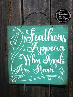 """Vintage style distressed wood plaque that reads, """"Butterflies appear when angels are near."""" A lovely and affordable sympathy gift sign, available with choice of background color and plaque size. VIA: 29 Sympathy Gifts for Someone Who Is Grieving Dragonfly Quotes, Dragonfly Art, Butterfly Art, Butterflies, Dragonfly Painting, Dragonfly Meaning, Dragonfly Images, Butterfly Gifts, Dragonfly Symbolism"""