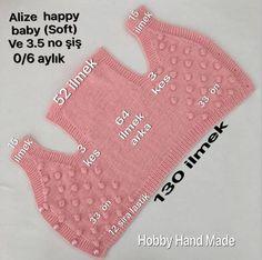 Knitting For Kids, Baby Knitting Patterns, Knitting Stitches, Baby Patterns, Crochet Patterns, 2 Baby, Fashion Show Dresses, Baby Kimono, Baby Vest