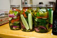 20+ Homemade Pickle Recipes