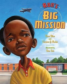 One day in nine-year-old Ron McNair, who dreams of becoming a pilot, walks into the Lake City public library and insists on checking out some books, despite the rule that only white people can have library cards. Black History Books, Black History Month, Nasa Astronauts, Books To Read, My Books, Becoming A Pilot, Rite Of Passage, Thing 1, Socialism