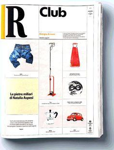 La Repubblica newspaper (Italy)