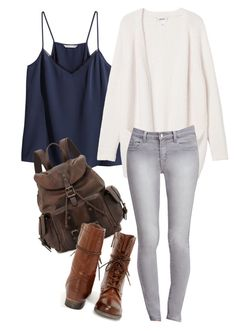 """Malia Tate Inspired (Back to School)"" by shortreminiscence ❤ liked on Polyvore"