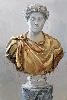 2�0�1�2� �-� �M�a�r�c�u�s� �A�u�r�e�l�i�u�s� � - olie op doek - � �2�4�0�x�1�6�0�c�m