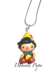 Todos os tamanhos   Pinocchio necklace   Flickr – Compartilhamento de fotos!