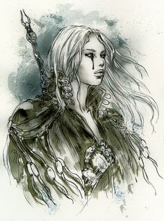 Luis Royo - Dead Moon (Epilogue)
