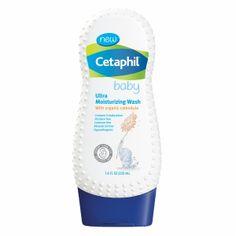Cetaphil Baby Ultra Moisturizing Wash