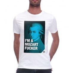 I am a Mozart fucker Sweatshirt Homme, Graphic Sweatshirt, Monsieur Tshirt, Tank Man, T Shirt, Sweatshirts, Tees, Mens Tops, Clothes