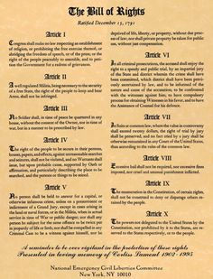 The Bill of Rights http://www.redmountainteaparty.com/images/789_bill_of_rights_page.jpg