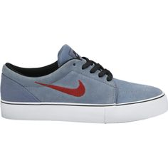 Nike Satire (GS) Kids' Shoes - Blue Graphite/Gym Red