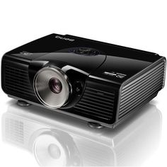 VIDEOPROYECTOR BenQ W7500. Designed to give you top-of-the-line enjoyment, the W7500 offers professional-grade visual performances that you crave for your home entertainment system, including 3D Full HD, 2D to 3D conversion, 2000 ANSI Lumens high brightness, 60000:1 high contrast ratio, BrilliantColor™, VIDI™, Rec.709 color gamut, Frame Interpolation and more!  #BenQ #videoproyector #homecinema